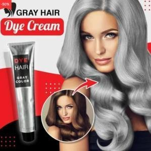 Gray Hair Dye Cream