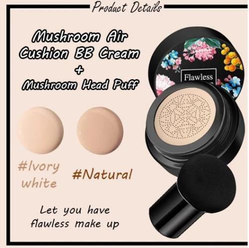 MUSHROOM AIR CUSHION BB CREAM