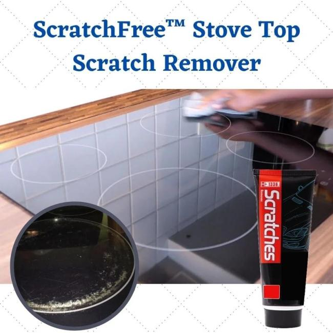 Stove Top Scratch Remover