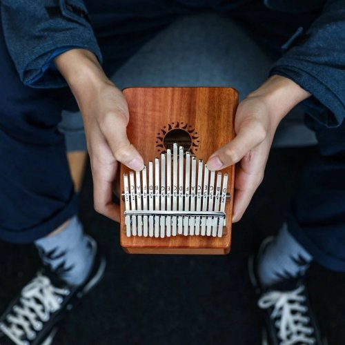 The Thumb Piano Portable Kalimba ( 8 Keys/17Keys )