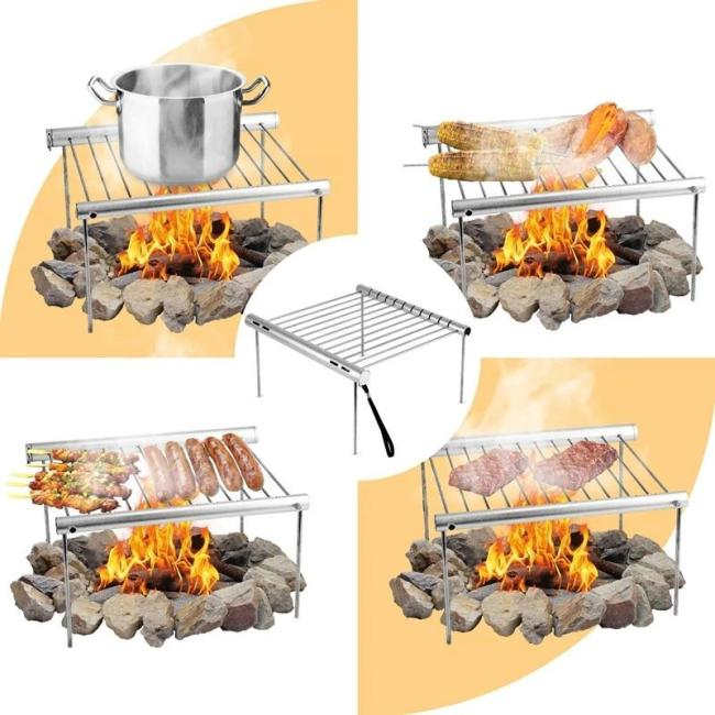 MINIQ™ Portable Camping Grill | Buy 2 Get 5%Extra OFF