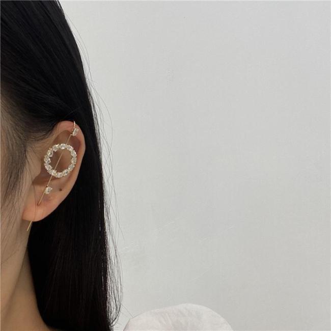 Ear Wrap Crawler Hook Earrings(New Arrival)
