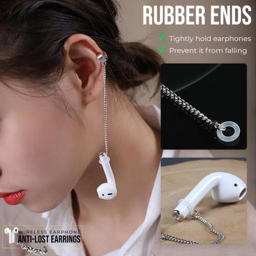 Wireless Earphone Anti-Lost Earrings