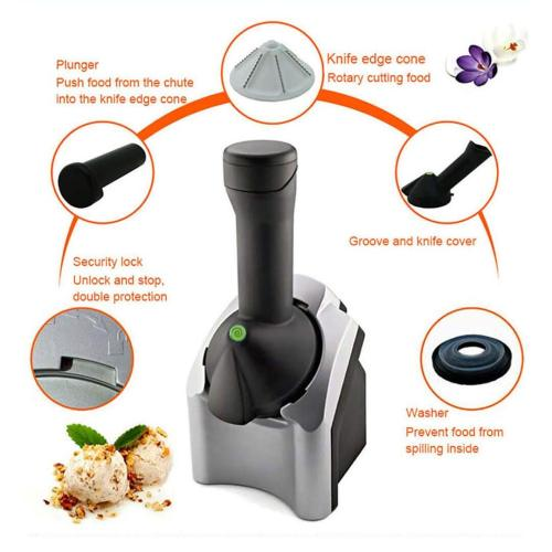 Household Electric Fruit Ice Cream Machine