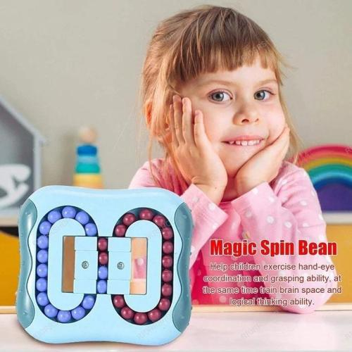 ROTATING MAGIC BEAN TOY