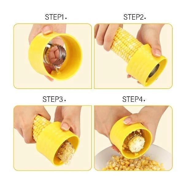 Stainless Steel Corn Thresher