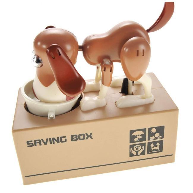 Little Dog Puggy Bank