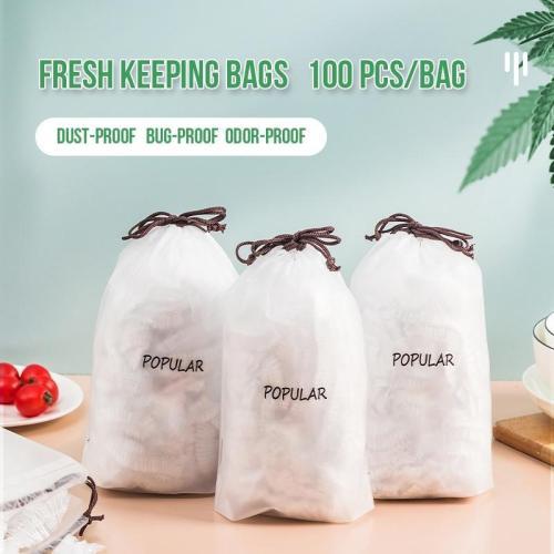 Fresh Keeping Bags(100pcs)