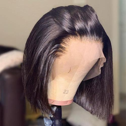 Sale For Full Frontal Lace Bob Wig