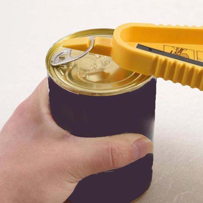 Multifunctional Jar Opener