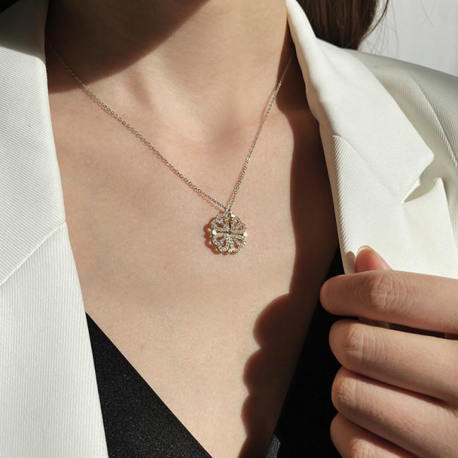 Gorgeous Clover Necklace