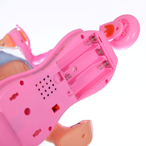 Toys for Girl, Remote Control Universal Scooter Doll