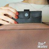 Easy Access Vertical Wallet