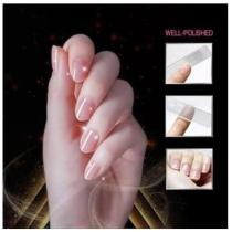 BUY 1 GET 1 FREE !  Nano Polished Glass Nail File