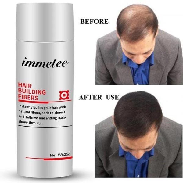 IMMETEE Hair Building Fibers