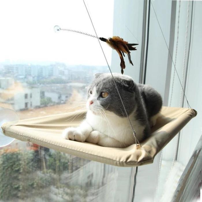 Cat Window Seat Hammock