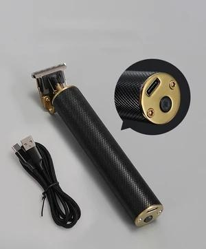 Rechargeable Electric Hair Close-cutting Trimmer