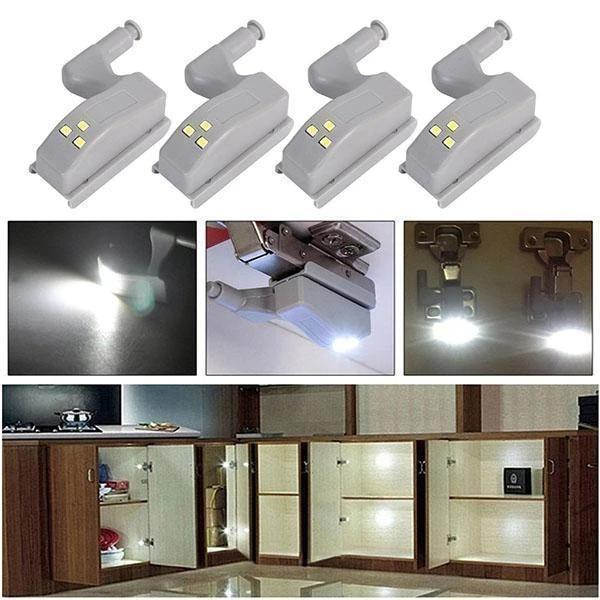Smart Sensor Cabinet LED Light(10PCS)