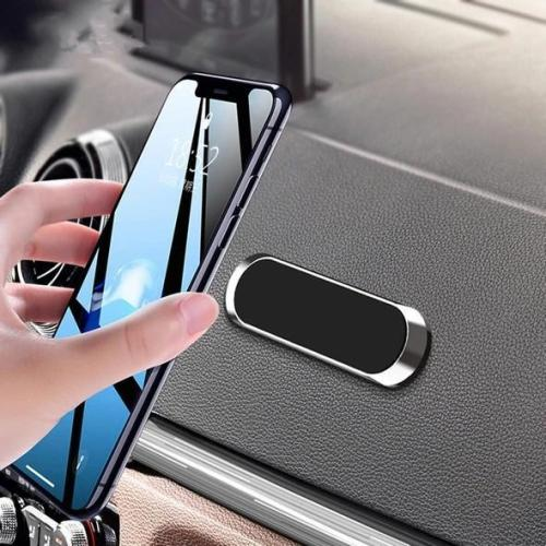 Mobile phone holder mini magnetic universal patch