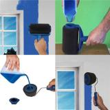 8 Pcs/Set Paint Roller Set Wall Painting Brush Set