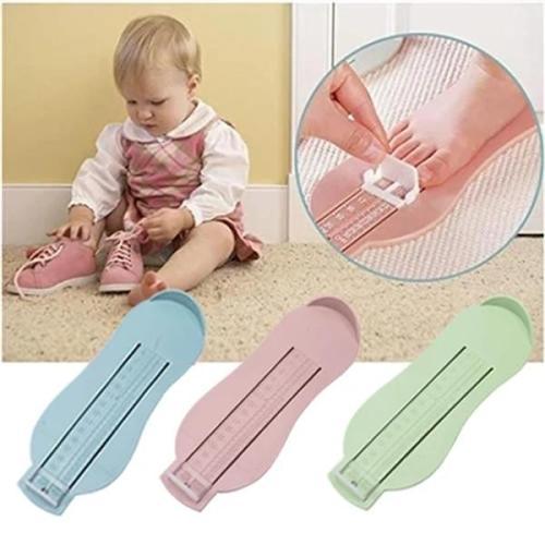 Children Baby Foot Shoe Size Measure Tool