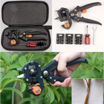 Fruit Tree Pro Pruning Shears Scissor Grafting Cutting Tools Suit