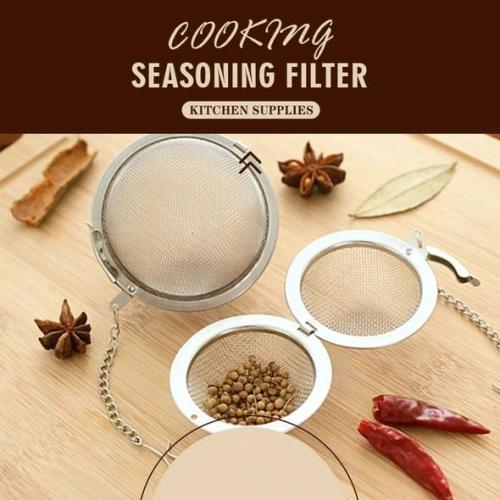 Cooking Seasoning Filter(2Pcs)