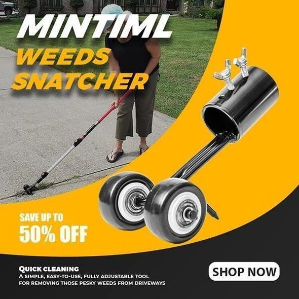 Weeds Snatcher