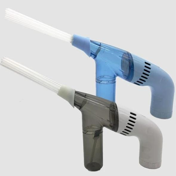 Handheld Mini Pipette Vacuum Cleaner