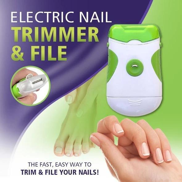 🔥Father's Day Promotion🔥Electric Nail Trimmer & File