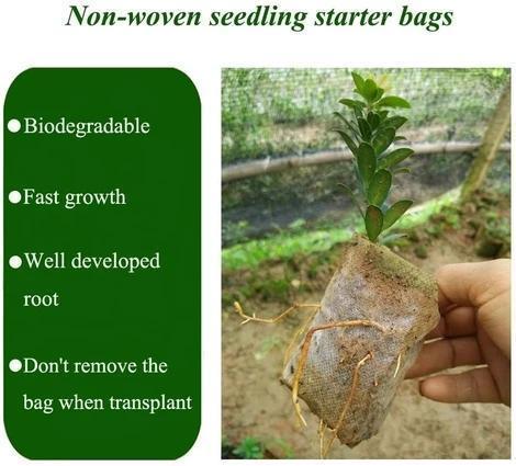 Non-woven Plant Nursery Bags