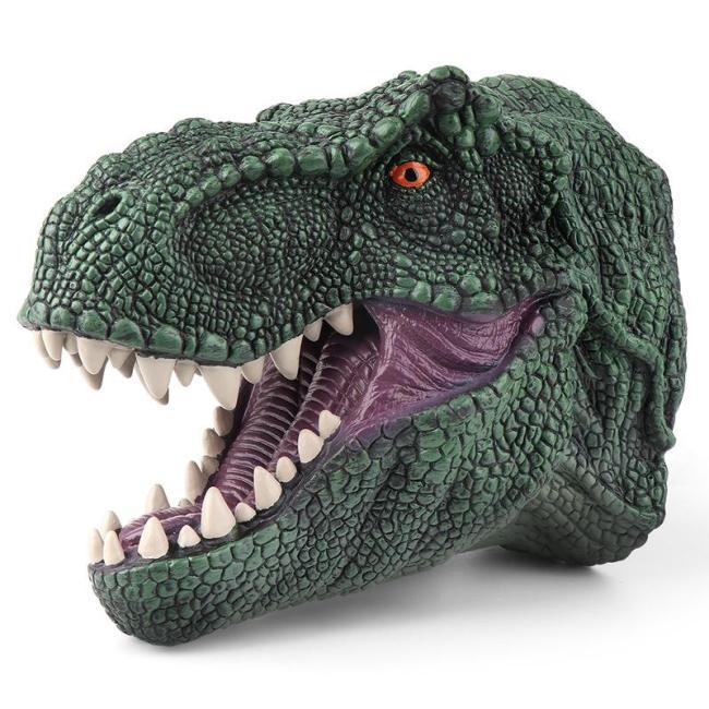Dinosaur Simulation gloves