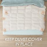 Bed Duvet Holders 6PCS