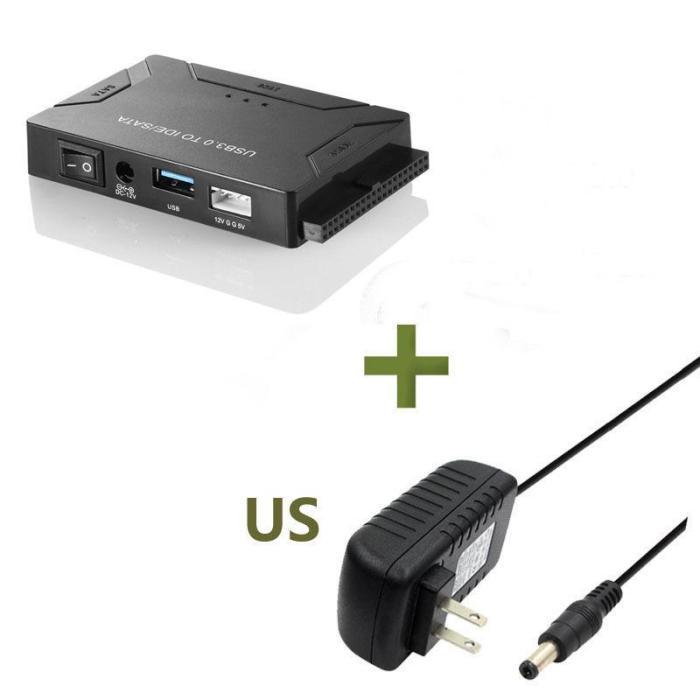 USB3.0 to SATA IDE Hard Disk Adapter Converter
