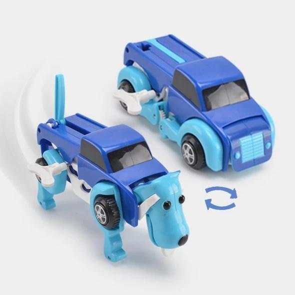 The Morph Car