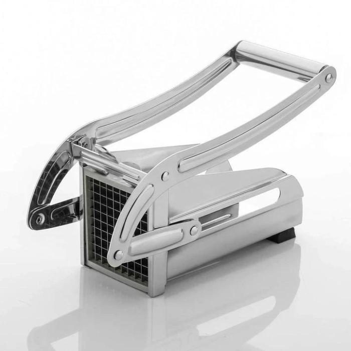French Fries Potato Chips Cutter Machine (Stainless Steel)