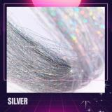 Sparkly Hair Tinsel Extension