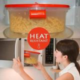 Heat Resistant Microwave Pasta Boat