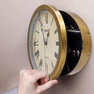 WALL CLOCK SECRET SAFE BOX