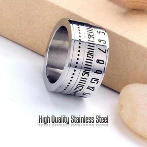 Titanium Steel Ring