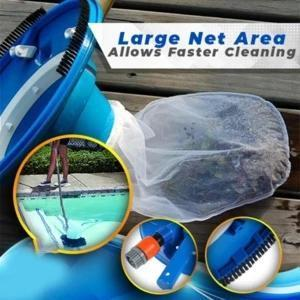 Leaf Skimmer Net Vacuum