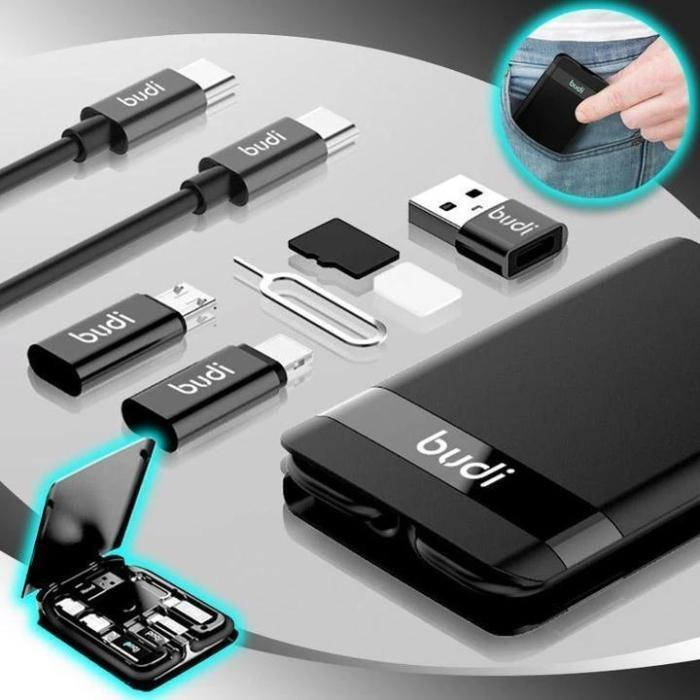 Urban Survival Card Multi-function Universal Smart Adaptor Card