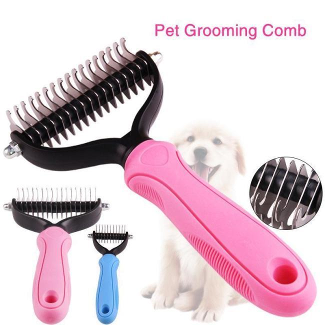 New Pet Grooming Tool