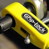 EFFECTIVE MOTORCYCLE GRIP LOCK SECURITY