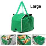 Foldable Tote Bag Grocery Grab Bag
