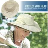 Anti-UV Sunstroke-Prevented Cooling Hat
