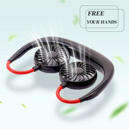 Hands-free Portable Neck Fan