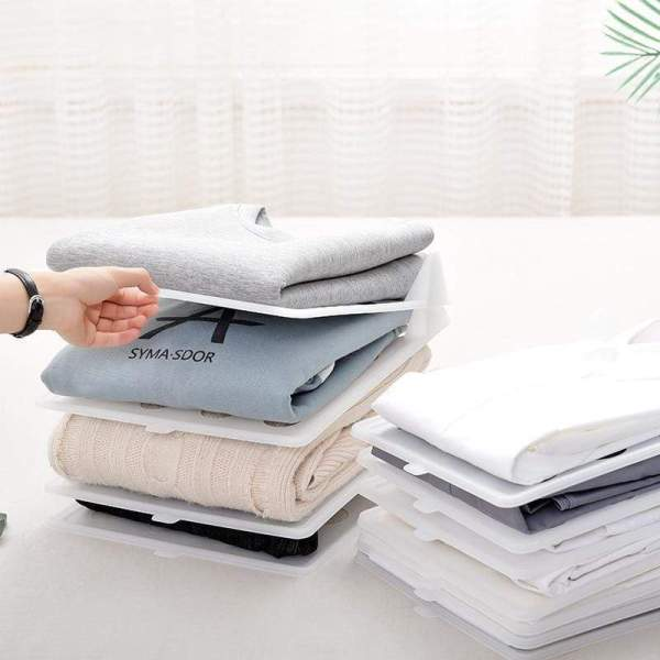 T Shirt Clothes Organizer