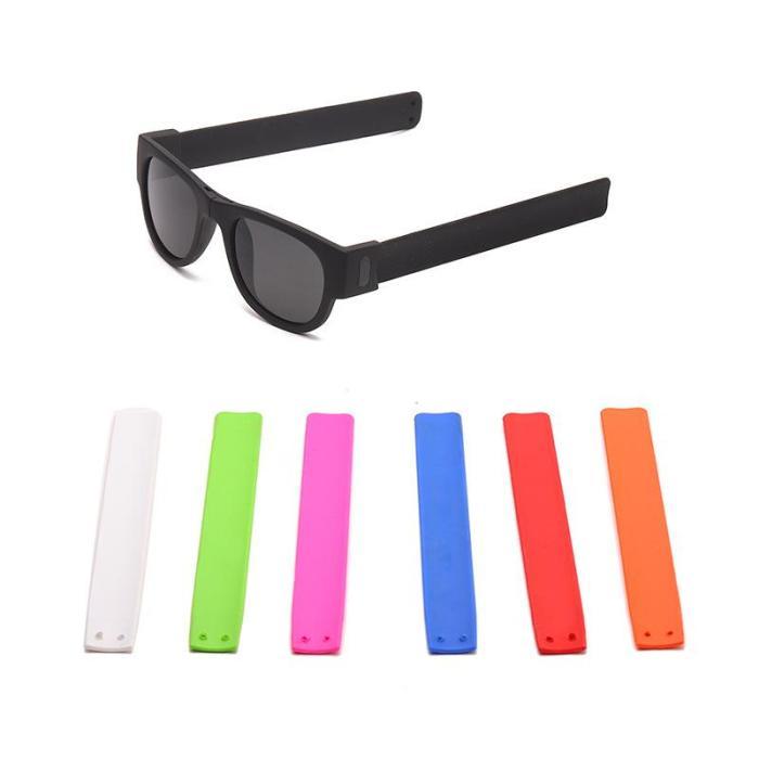 Foldable Slap Polarized Sunglasses