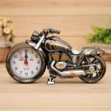 Motorcycle and Locomotive alarm clock
